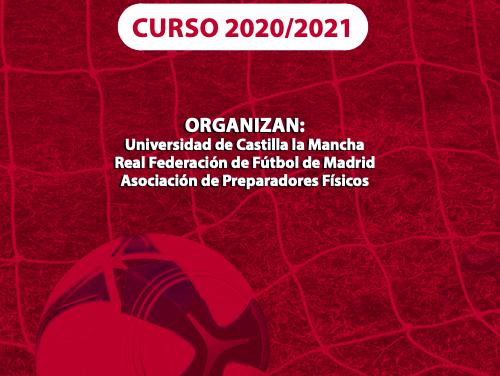 III Curso Experto Universitario en Metodología en Fútbol Formación