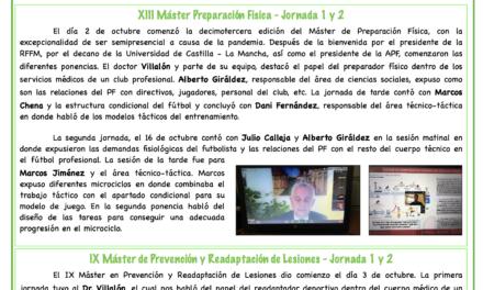 Newsletter Nº18 Octubre 2020