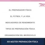 """Vídeo Resumen """"Microciclo basado en Modelos de Entrenamiento COmprensivo"""" – Dani Fdz Baeza"""