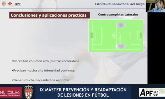 """Vídeo resumen """"Estructura condicional Readaptación"""" – Paco de Miguel"""