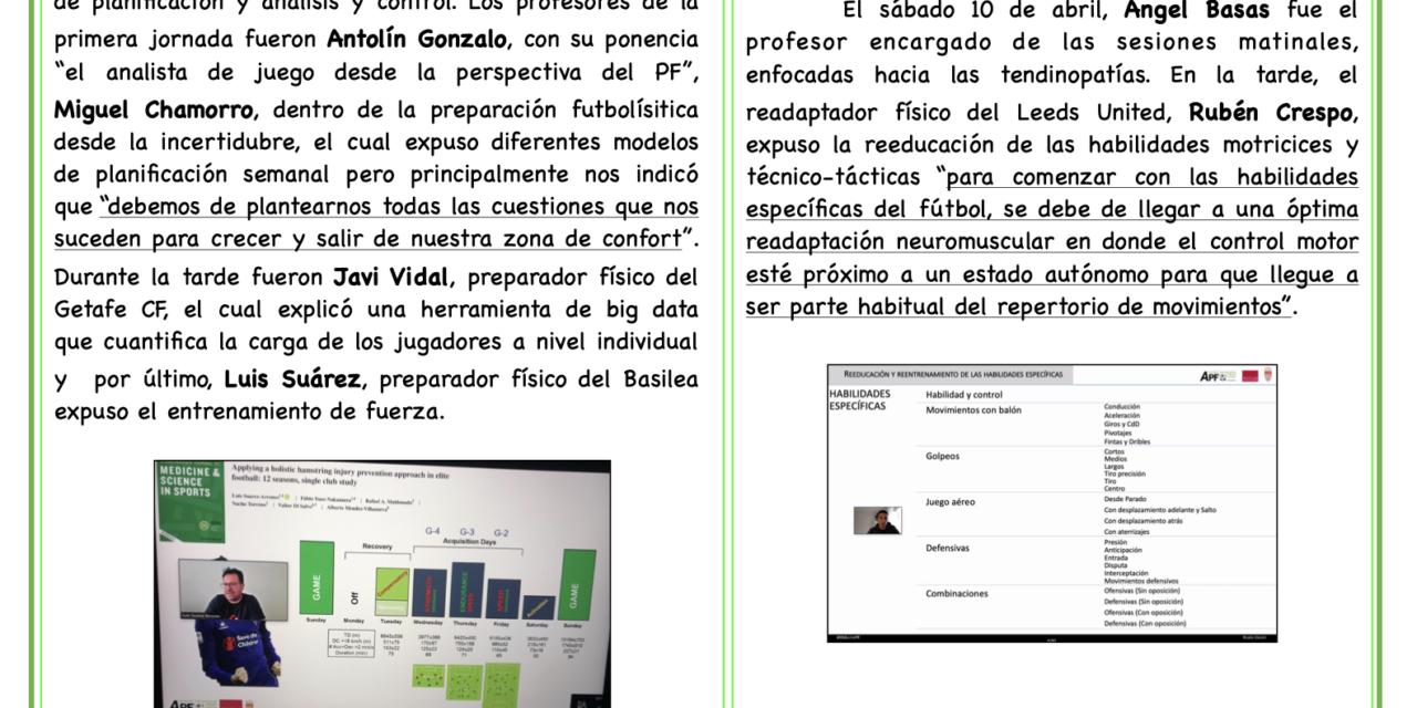 Newsletter Nº24 – Abril 2021