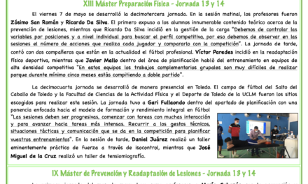 Newsletter nº25 – Mayo 2021