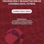 X Máster Prevención y Readaptación de Lesiones en Fútbol
